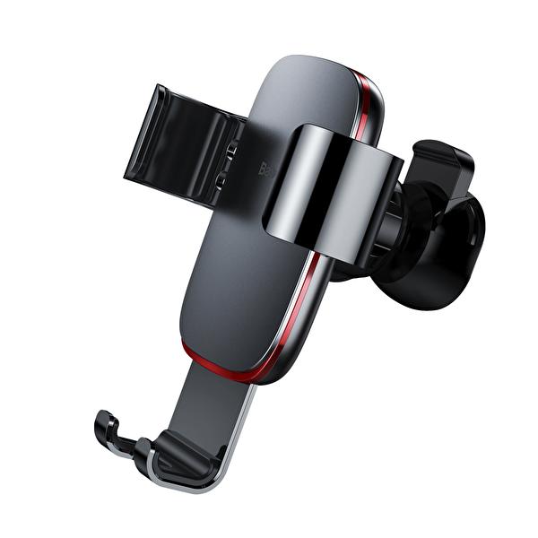 Metal Age Gravity Araç İçi Telefon Tutucu (Hava Çıkışlı) Koyu Gri