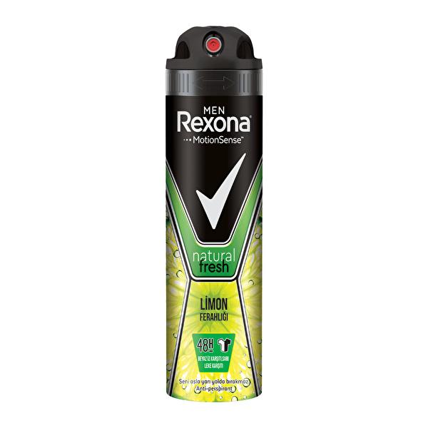 Men Natural Fresh Limon Ferahlığı Deodorant 150 ml