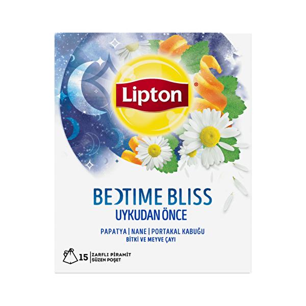 Bedtime Bliss Bardak Poşet Bitki Çayı 15 Adet