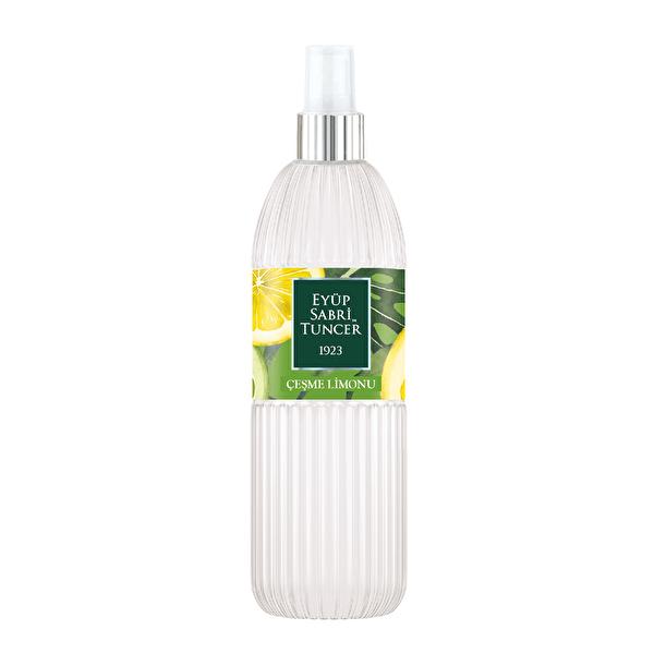 Çeşme Limonu Sprey Başlık Kolonya Pet Şişe 150 ml