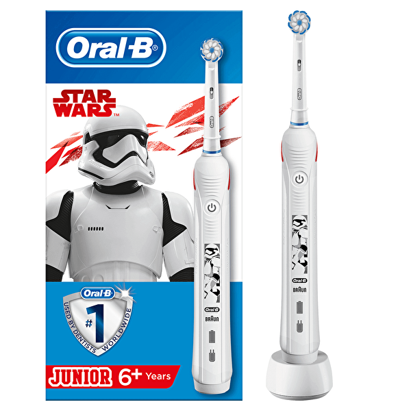 Junior Smart Star Wars Şarjlı Diş Fırçası