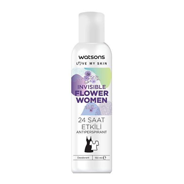 Invisible Flower Women Deodorant 150 ml