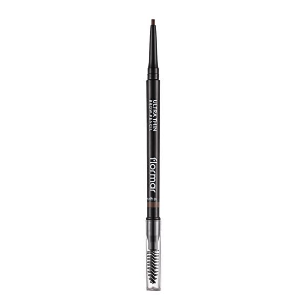 Ultra Thin Brow Pencil Light Brown 02