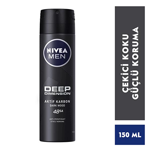 Deep Dimension Erkek Deodorant 150 ml