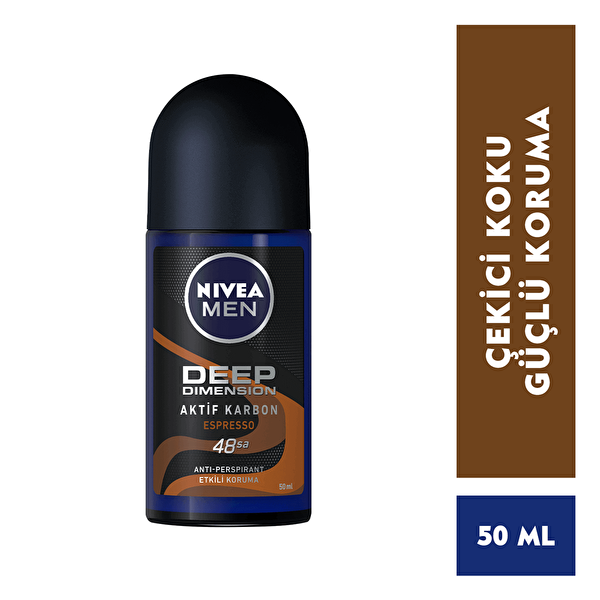 Deep Dimension Espresso Roll-On 50 ml
