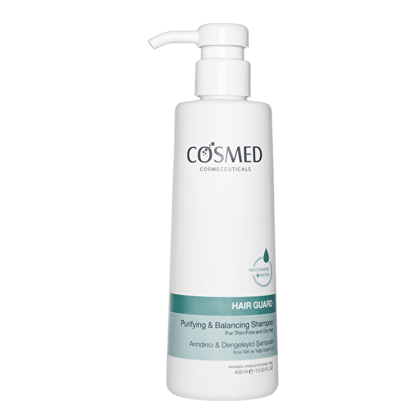 Hair Guard Arındırıcı ve Dengeleyici Şampuan 400 ml