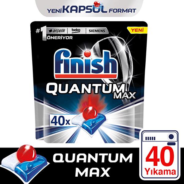 Powerball Quantum Max Bulaşık Deterjanı 40 Kapsül