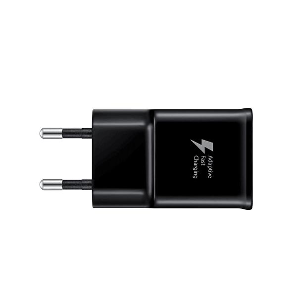 Hızlı Şarj Aleti Type-C Siyah EP-TA20EBECGTR