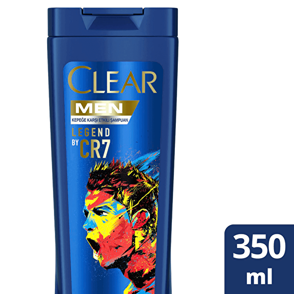 Men Ronaldo Limited Edition Şampuan 350 ml