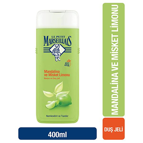 Mandalina ve Misket Limonu Duş Jeli 400 ml