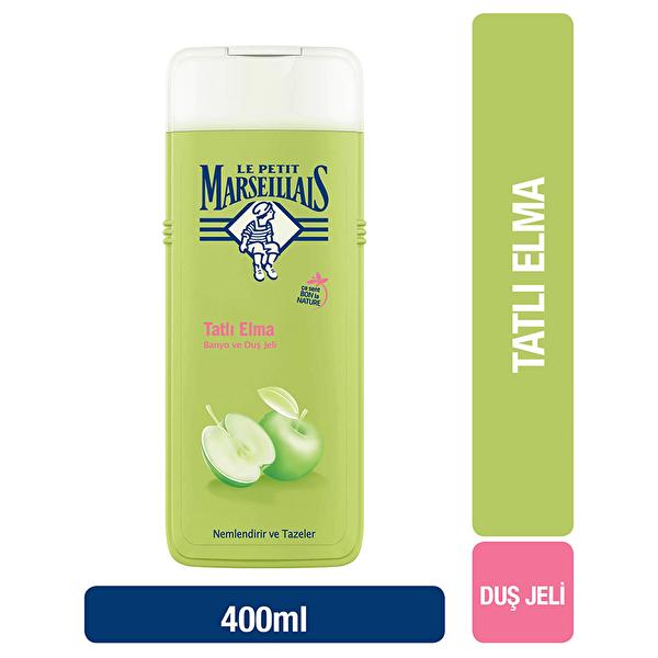 Tatlı Elma Duş Jeli 400 ml