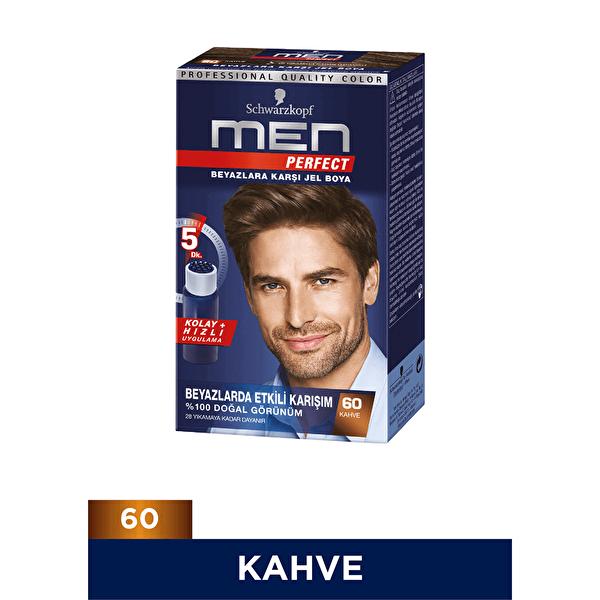 Saç Boyası No: 60 Kahve