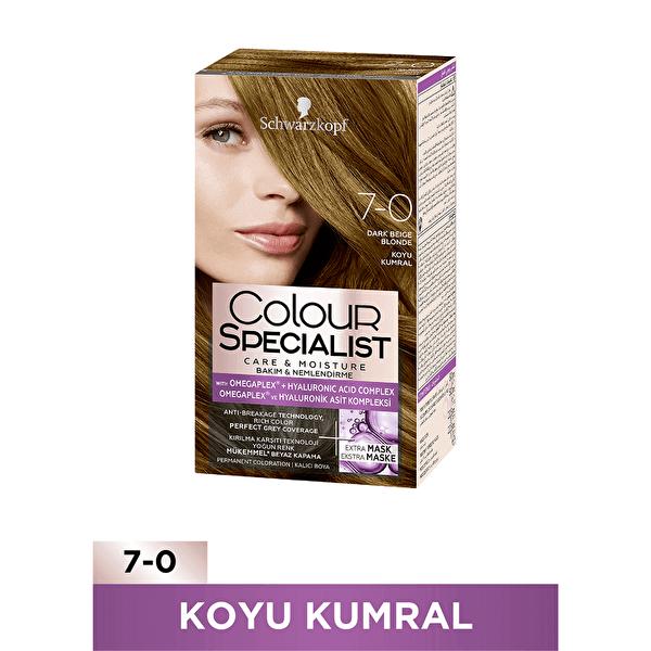 Colour Specialist Saç Boyası 7-0 Koyu Kumral