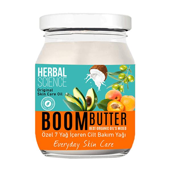 Boom Butter Cilt Bakım Yağı 190 ml