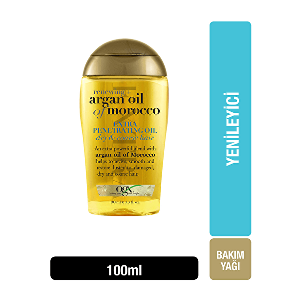 Yenileyici Argan Oil of Morocco 100 ml