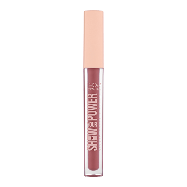 Show Your Power Liquid Lipstick No: 601