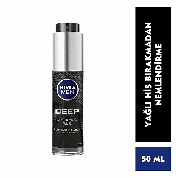 Men Deep Dimension Nemlendirici Krem 50 ml