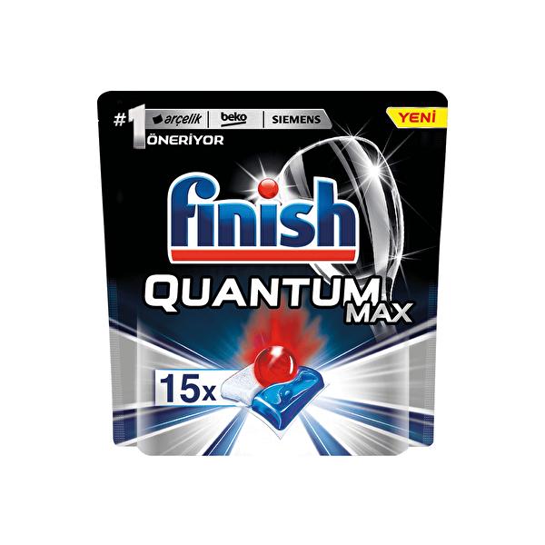 Quantum Max Bulaşık Deterjanı 15 Kapsül