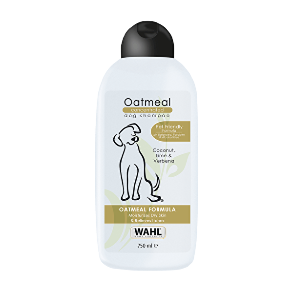 Oatmeal Köpek Şampuanı Yulaf, Hindistan Cevizi, Limon ve Mine Çiçeği Özlü 750 ml 3999-7040