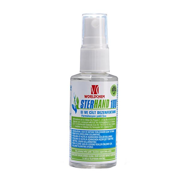 El ve Cilt Dezenfektanı 50 ml