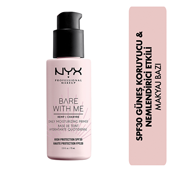 Bare With Me Cannabis Spf 30 Primer