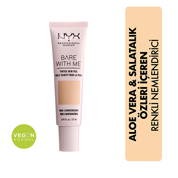 Bare With Me Tinted Skin Veil Fondöten - Natural Soft Beige