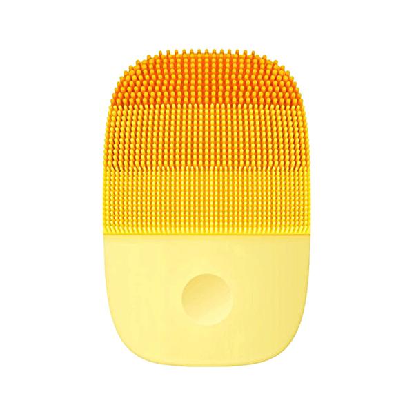 Inface Sonic Yüz Temizleme ve Cilt Bakımı Masaj Cihazı Sarı