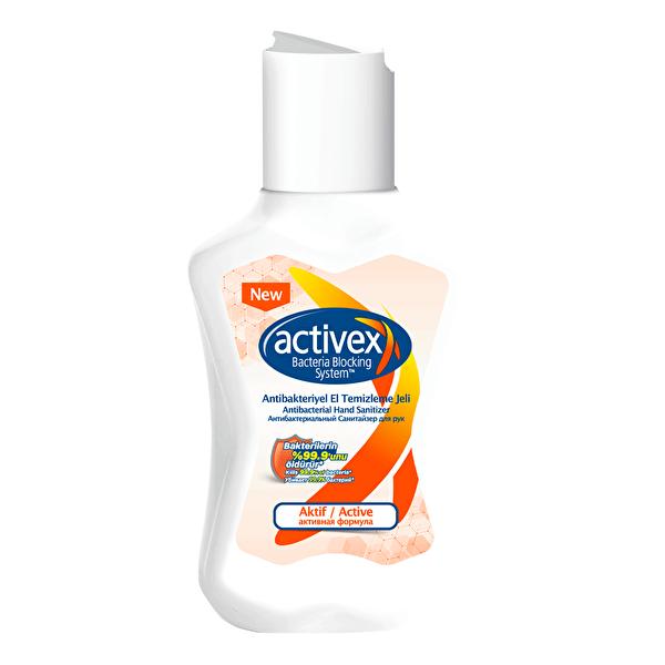 Antibakteriyel  Aktif El Temizleme Jeli 100 ml
