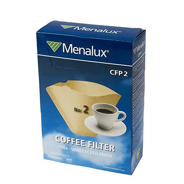 Menalux Filtre Kahve Kağıdı No: 2 100 Adet