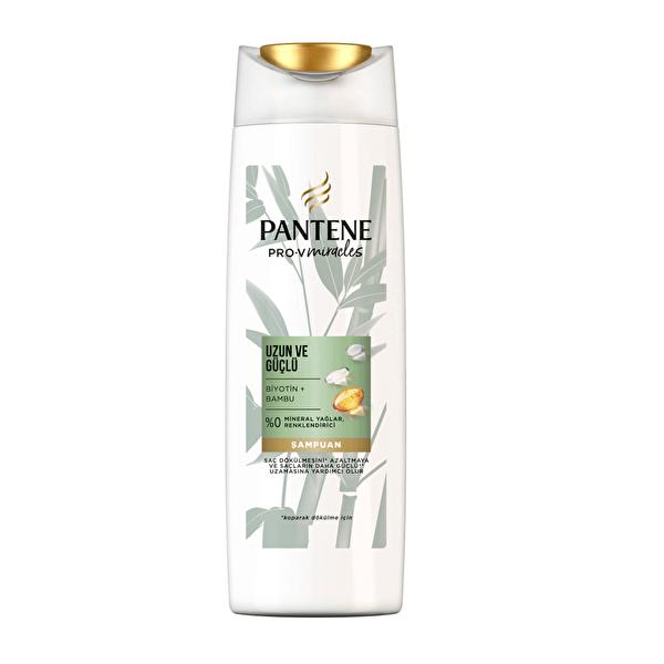 Bambu ve Biotinli Şampuan 400 ml