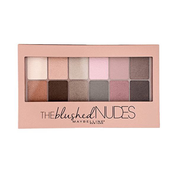The Blushed Nudes Far Paleti