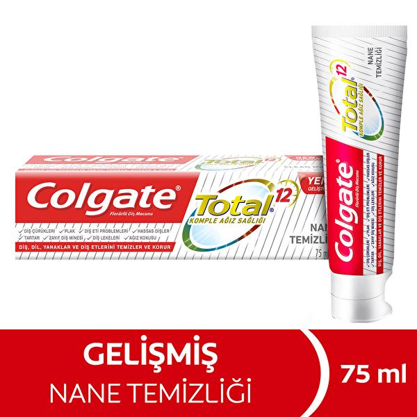 Total Nane Temizliği Diş Macunu 75 ml