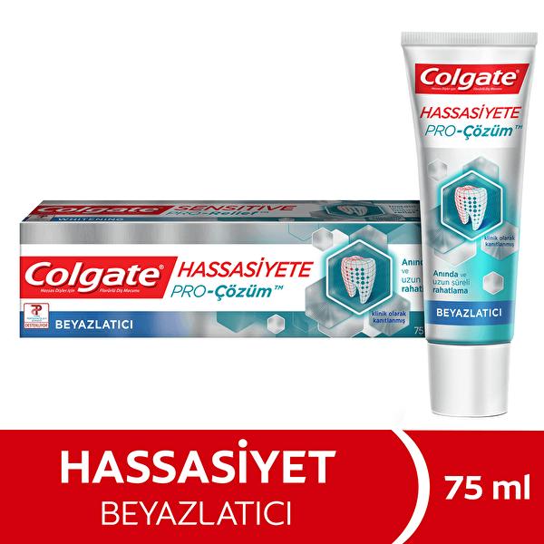 Hassasiyete Pro Çözüm Beyazlatıcı Diş Macunu 75 ml