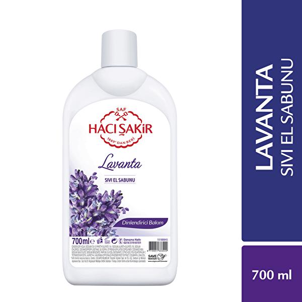 Lavanta Sıvı Sabun 700 ml