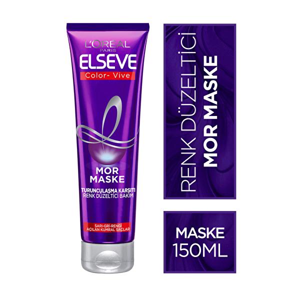 Turunculaşma Karşıtı Mor Maske 150 ml