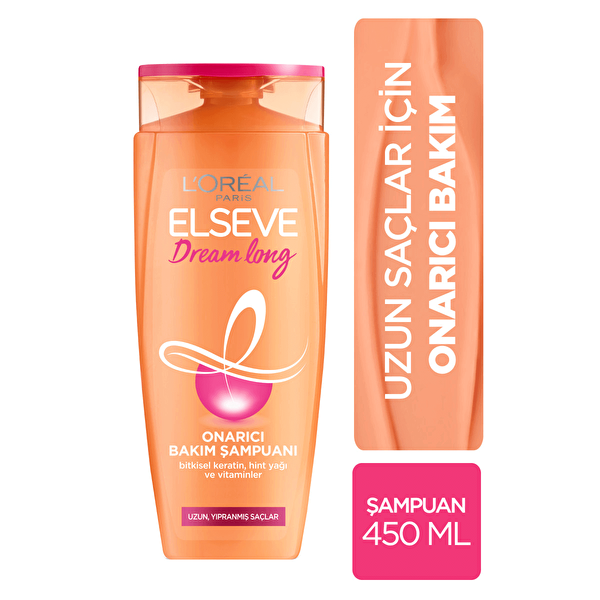 Dream Long Onarıcı Bakım Şampuanı 450 ml