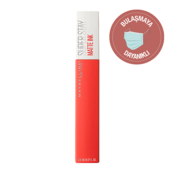 Superstay Matte Ink Likit Ruj No. 25
