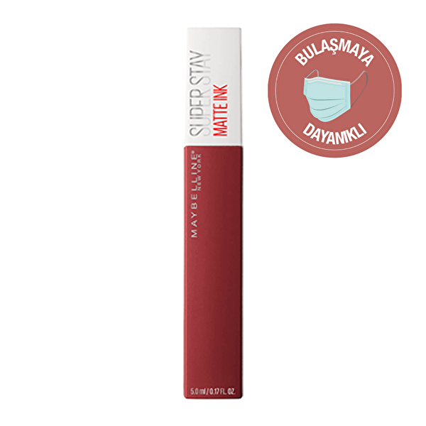 Superstay Matte Ink Likit Ruj No. 50