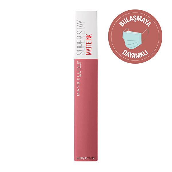 Super Stay Matte Ink Pink Edition Likit Mat Ruj No: 155 Savant