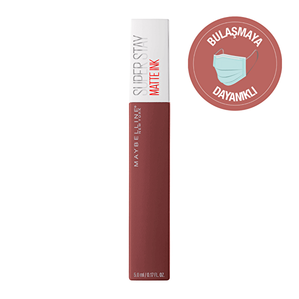 Super Stay Matte Ink Pink Edition Likit Mat Ruj No: 160 Mover