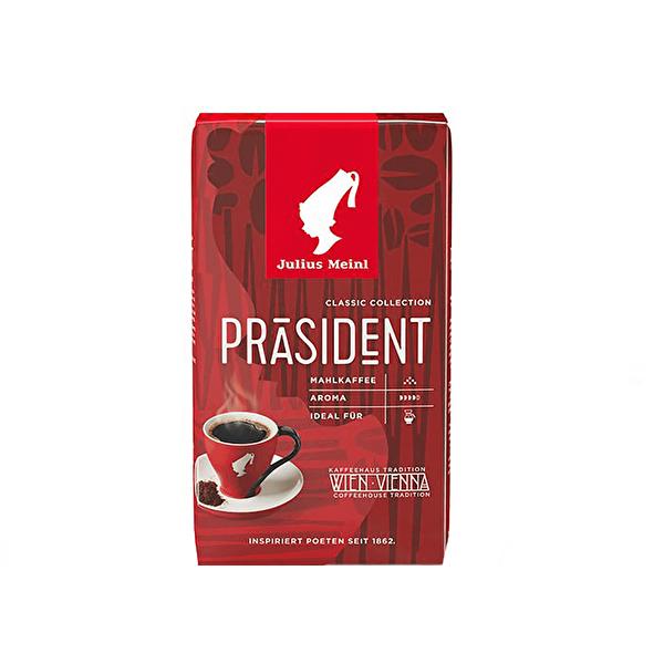 Öğütülmüş Kahve President Blend 250  gr