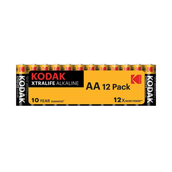 Xtralife Kalem Pil Alkalin 12 Adet