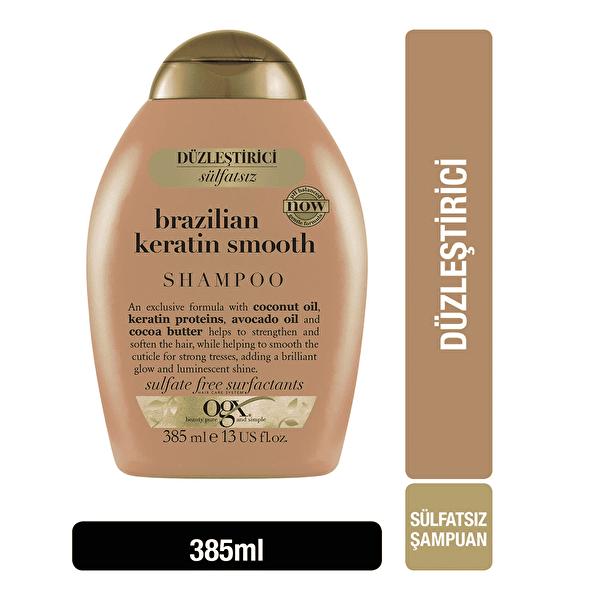 Brezilya Keratin Şampuan 385 ml