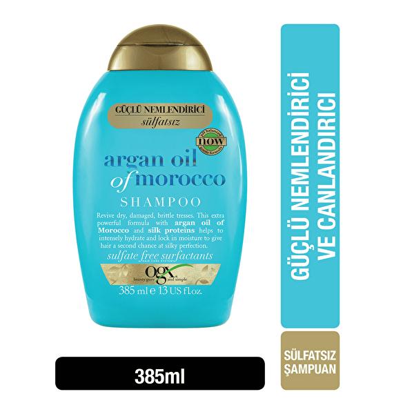 Ekstra Güçlü Nemlendirici ve Canlandırıcı Şampuan 385 ml
