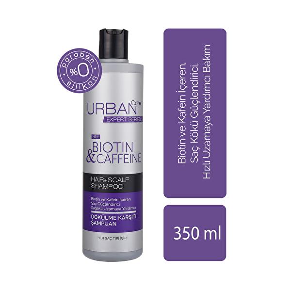 Expert Şampuan Biotin Caffeine 350 ml