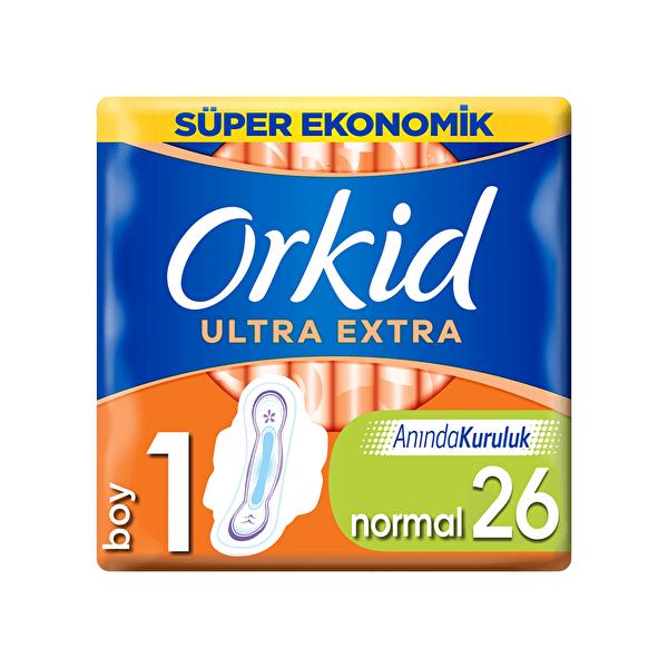 Ultra Extra Dörtlü Normal 26 Adet