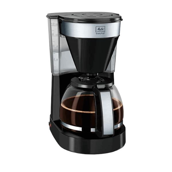 Easy Top II Filtre Kahve Makinesi Siyah