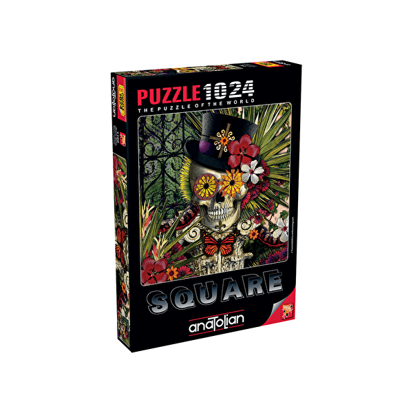 Puzzle Mucize Baron 1000 Parça