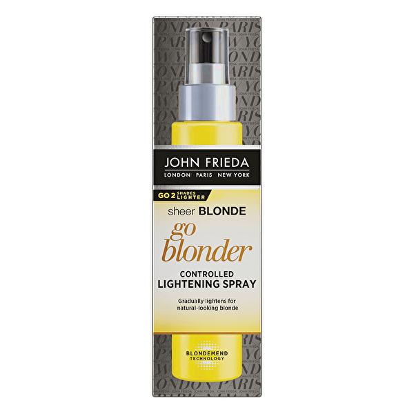 Saç Açıcı Sprey Sheer Blonde 100 ml