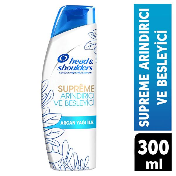 Supreme Arındırıcı ve Besleyici Şampuan 300 ml